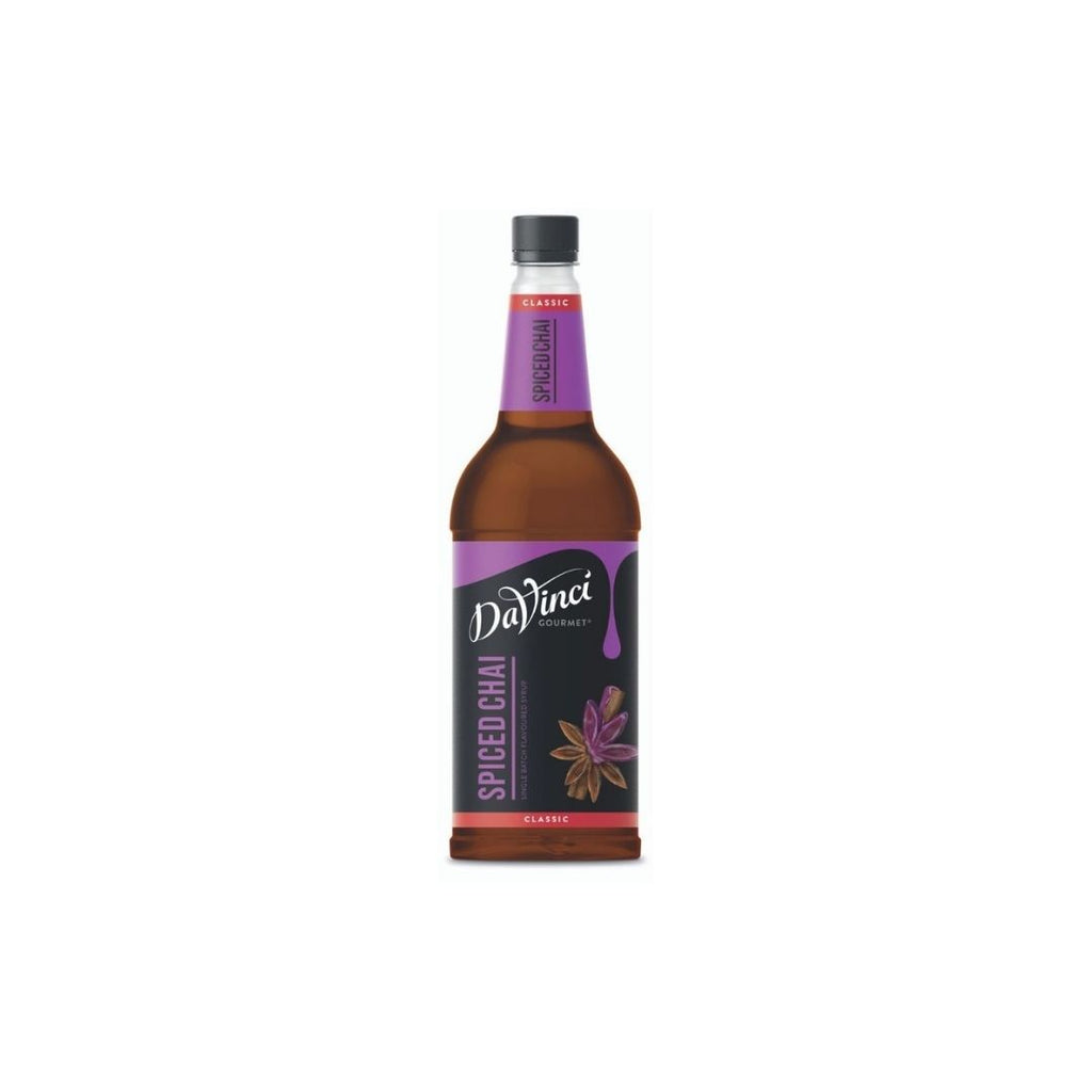 DaVinci Spiced Chai Syrup (1x1l Bottle)