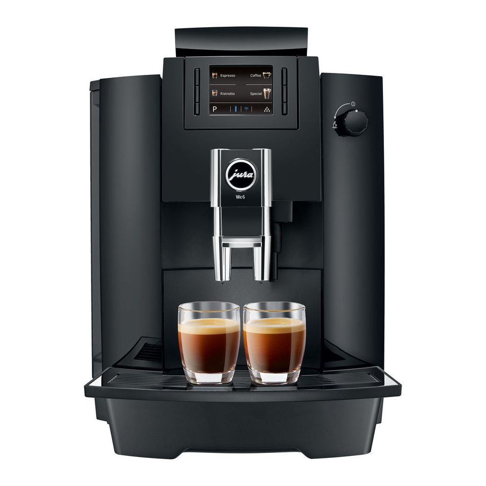 Jura WE6 Piano Black - Onsite Warranty + Free Coffee