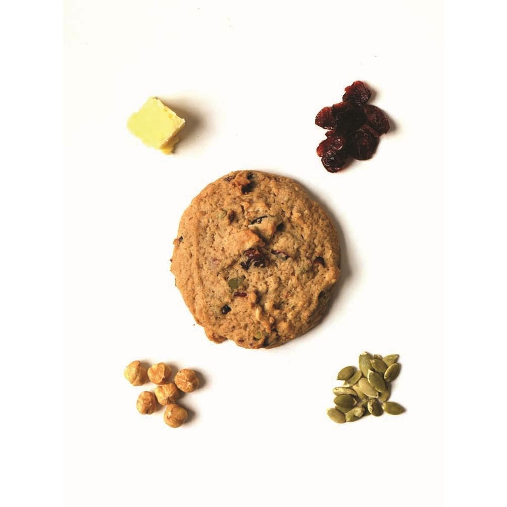The Fine Cookie Co. Power Breakfast Cookie (36x60g)