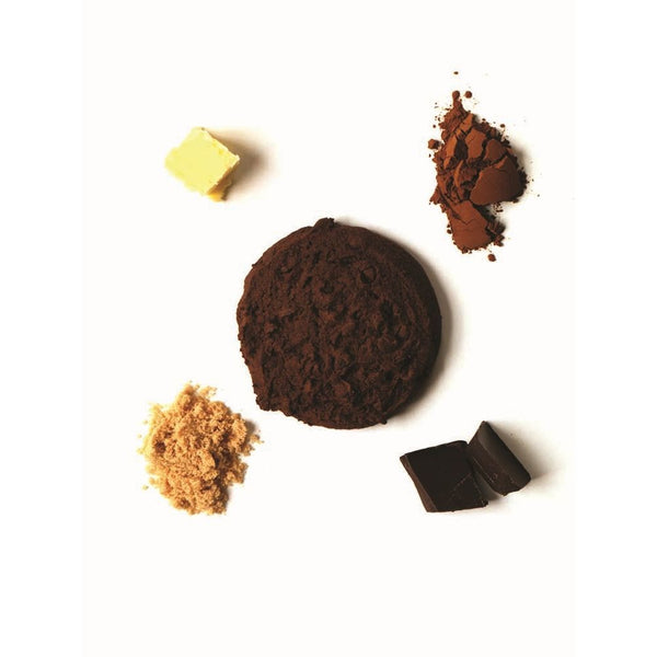 The Fine Cookie Co. Chocolate Box Brownie Cookie (36x60g)