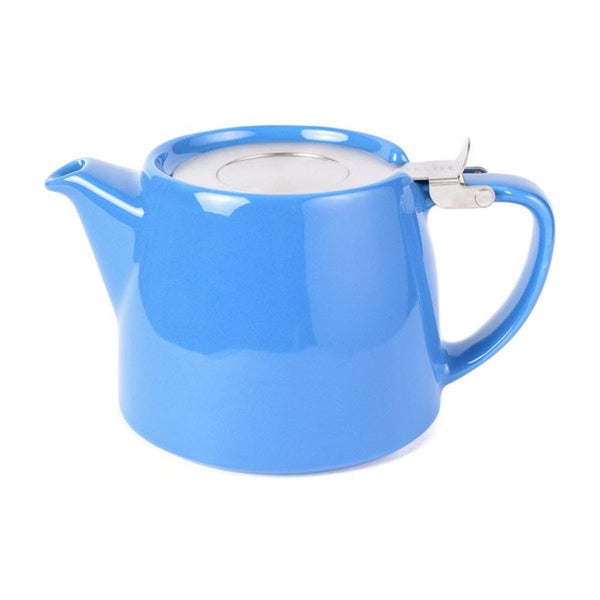 Forlife Blue Stump Teapot (18oz)