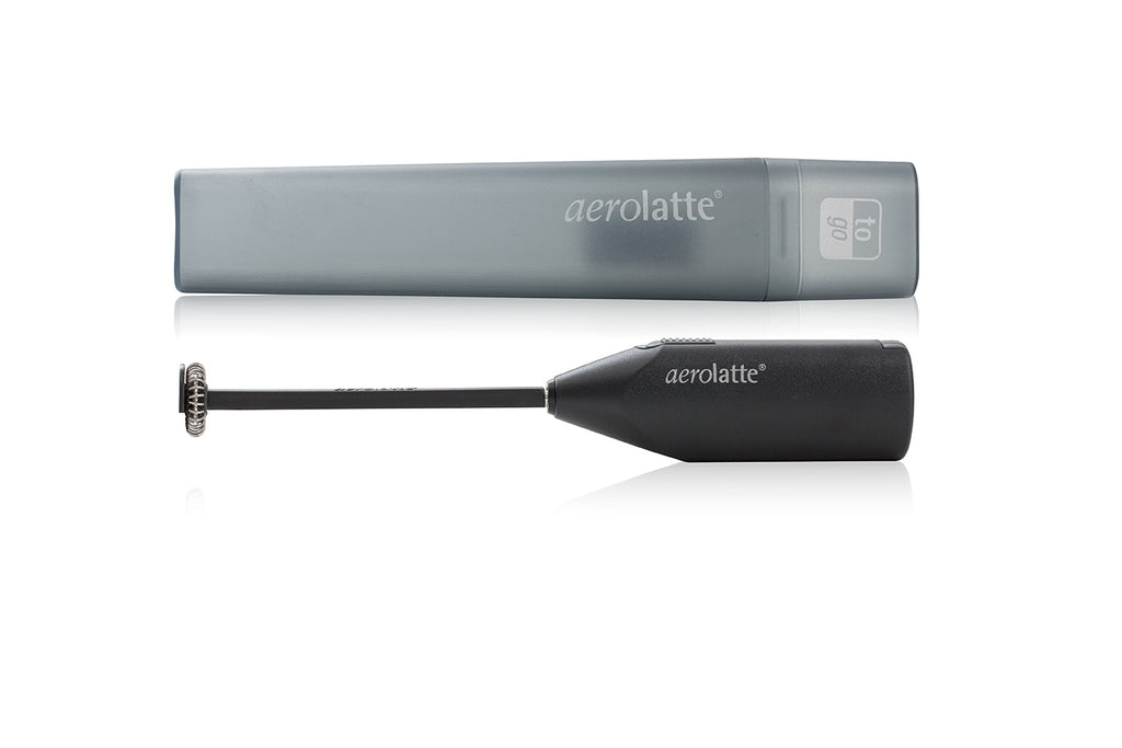 Aerolatte to-go frother with tube