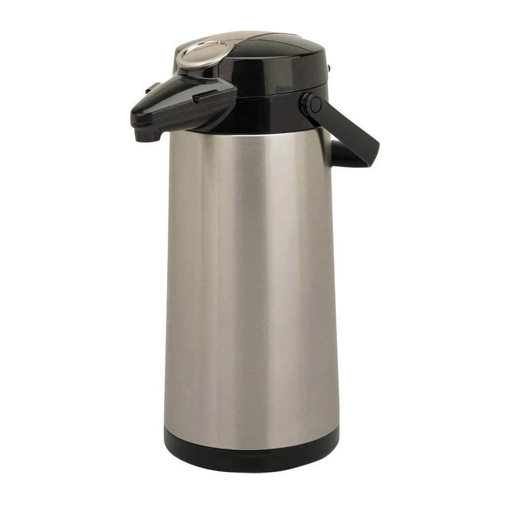 2.2 Litre Furento Airpot Flask (stainless steel)