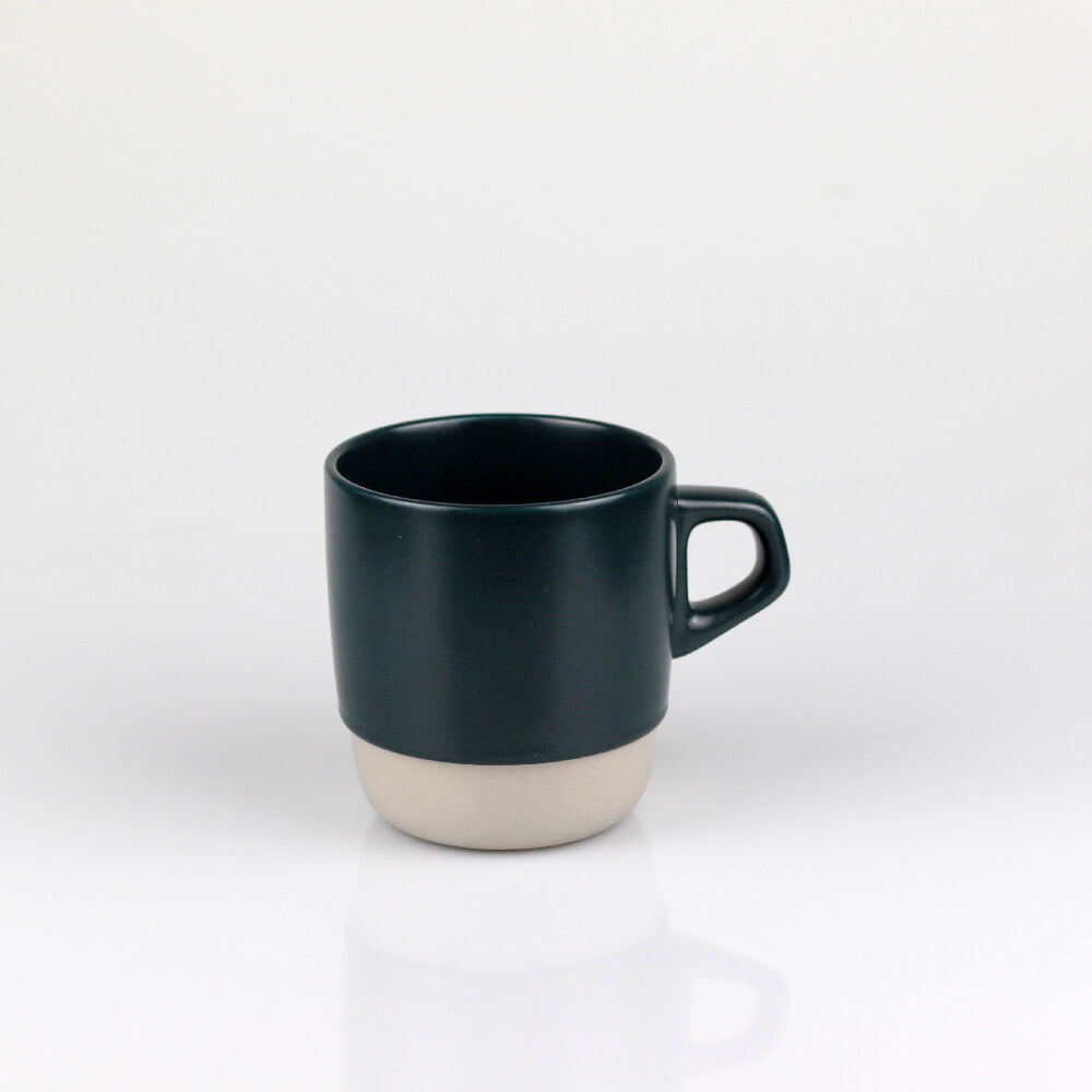 Kinto Navy Stackable Porcelain Mug (320ml)