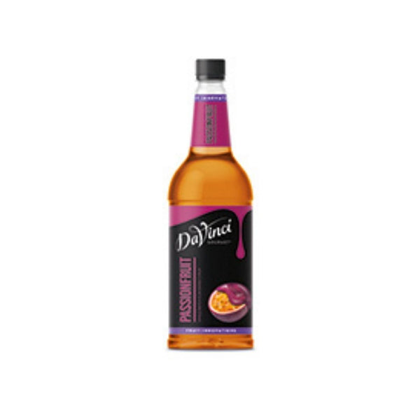 DaVinci Passionfruit Fruit Innovations Syrup (1x1l Bottle)
