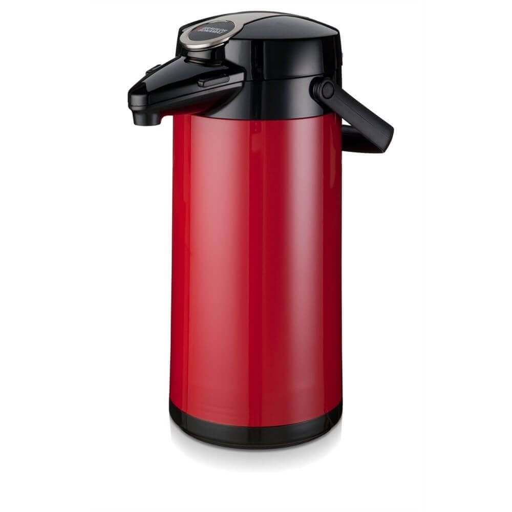 Bravilor 2.2 Litre Furento Airpot Flask (Red)