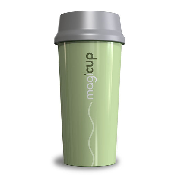 Magicup Reusable Coffee Cup - Pure Green (470ml)