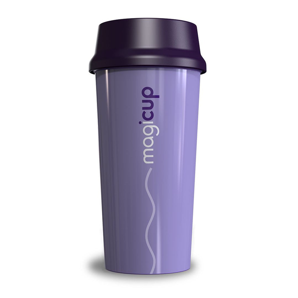 Magicup Reusable Coffee Cup - Pure Mauve (470ml)