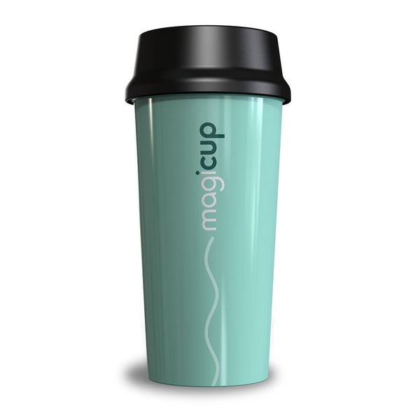 Magicup Reusable Coffee Cup - Pure Teal (470ml)