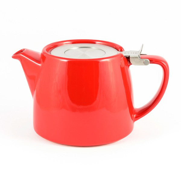 Forlife Red Stump Teapot (18oz)
