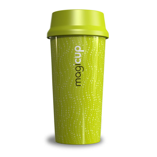 Magicup Reusable Coffee Cup - Revolution Green (470ml)