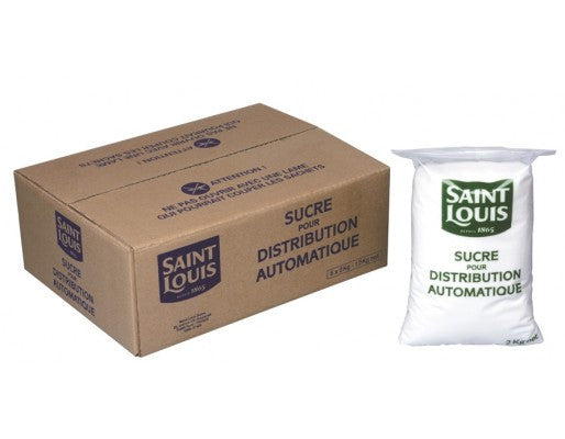 Saint Louis Vending Sugar (6x2kg Bags)