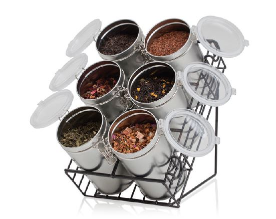 Suki tea Rack