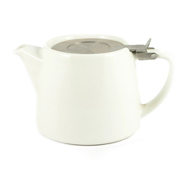 Forlife White Stump Teapot (18oz)