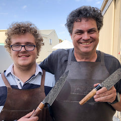 Damascus knife making course