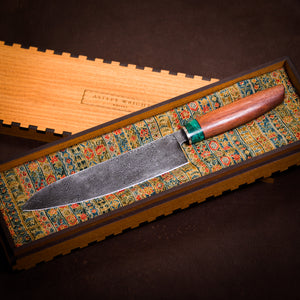 Santoku - 504 Layers Damascus Steel