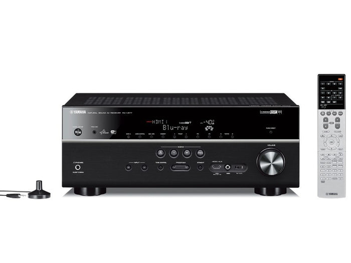 What to look for when buying an AV receiver