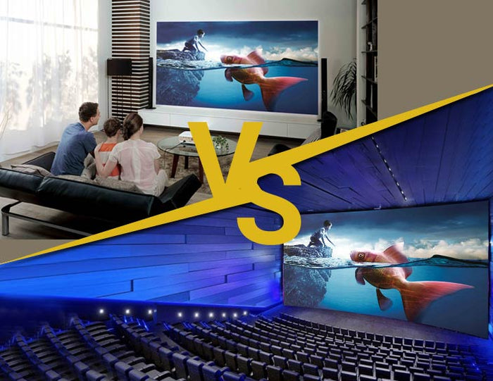 7 Reasons To Prefer Home Theatre Over Movie Theaters