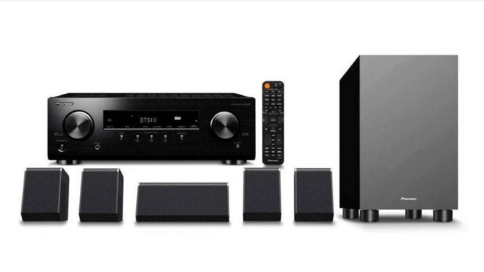 Pioneer HTP-076 Packs a Punch with Better Music, Movies and Games Like Never Before