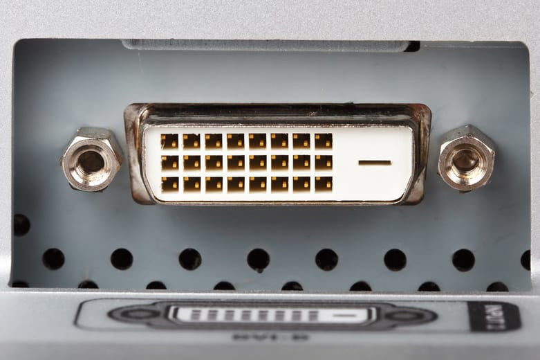 What is the difference between DVI-I and DVI-D?