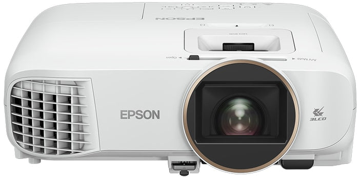 "Enjoy a cinematic experience on a 300"" display with the Epson EH-TW5650 Full HD 3D & 2D projector"