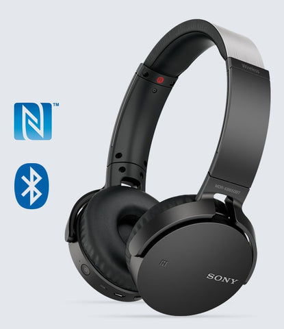 wireless connectivity - Sony MDR-XB650BT