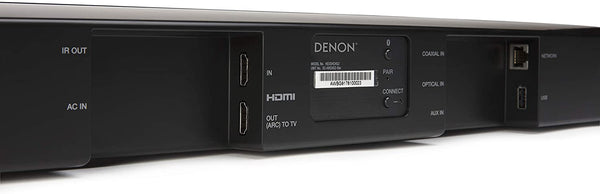 4K HDMI with ARC (Audio Return Channel) Support