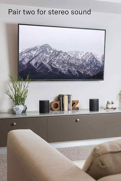 Create a Home Stereo