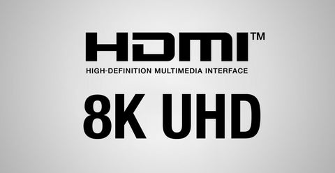 Advanced 8K HDMI Video Section with EARC