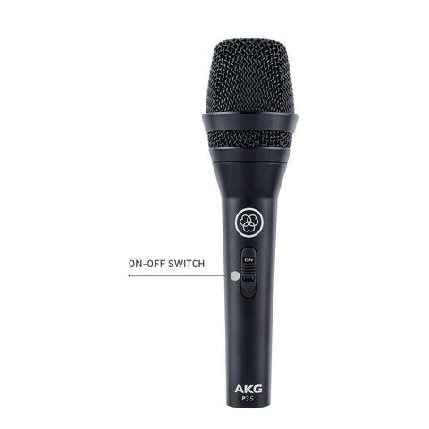 Class-Leading Performance Recording Microphone