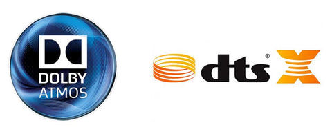 Extraordinary Dolby Atmos and DTS:X®