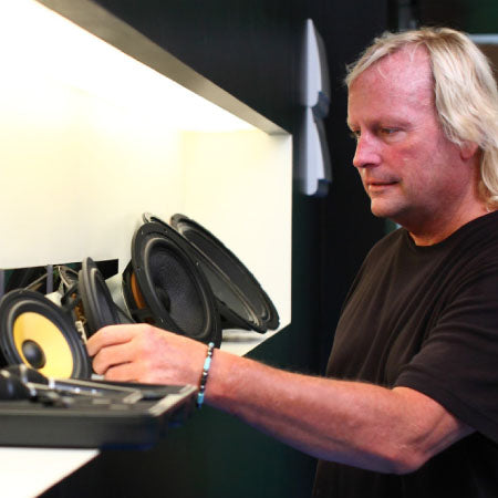 Keith R. Klawitter - the Man Who Invented Studio Monitors
