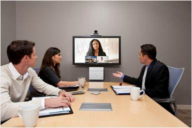 Cisco TelePresence SX20 Quick Set in a Small Meeting Room Environment