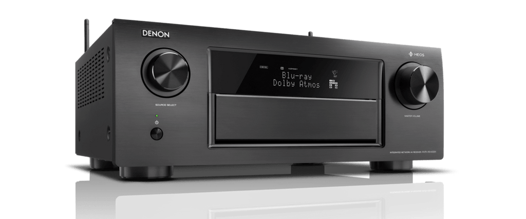 Features of Denon AVR-X6400H AV Receiver