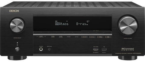 Powerful 7-Channel Amplifier with the Latest Home Cinema specs