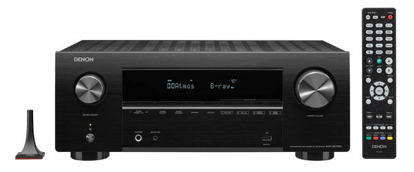 Powerful 7-Channel 8K Amplifier with the Latest Home Cinema specs