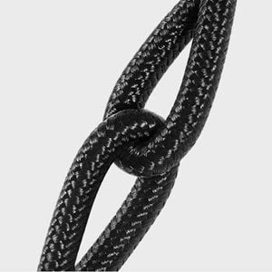 Durable and tangle free nylon braided