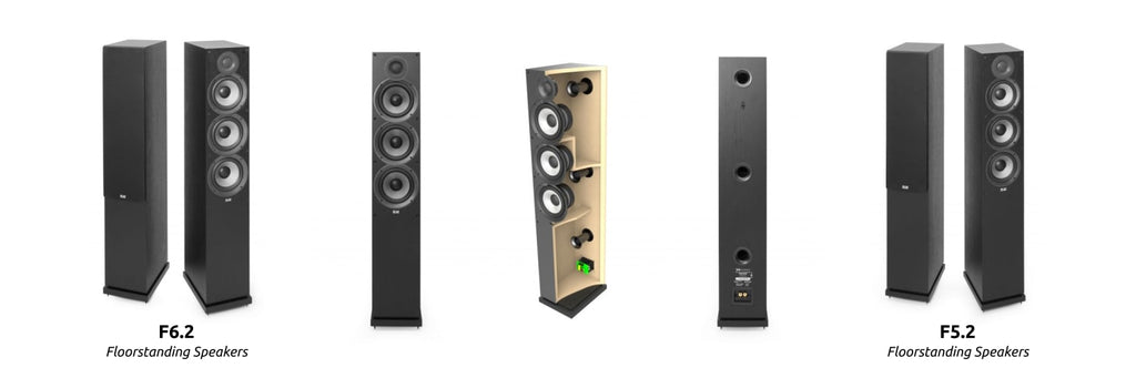 Elac launches Debut 2 0 - Second generation series of