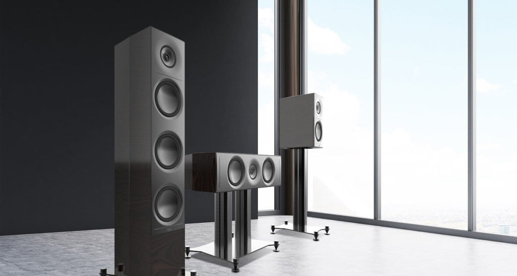 Acoustically-matched with the Elac Adante Series