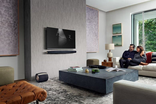 Setting a New Standard in Wireless Compact Home Theatre
