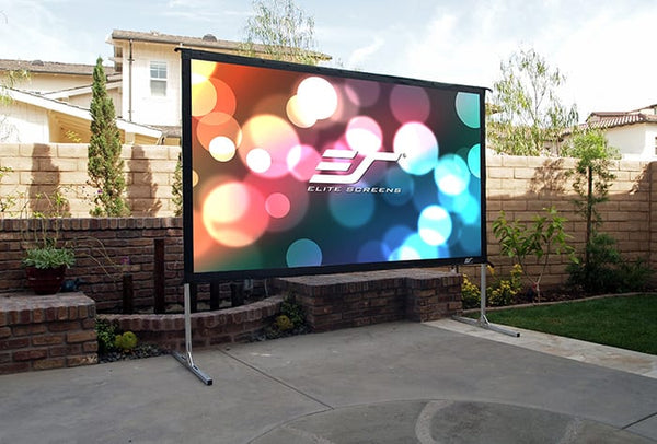 Front Projection Screens vs. Rear Projection Screens