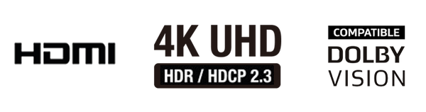 Latest HDMI Connectivity