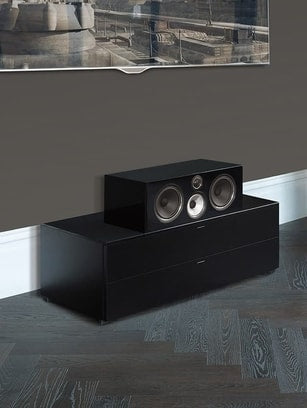 Studio-quality sound with high-end technology