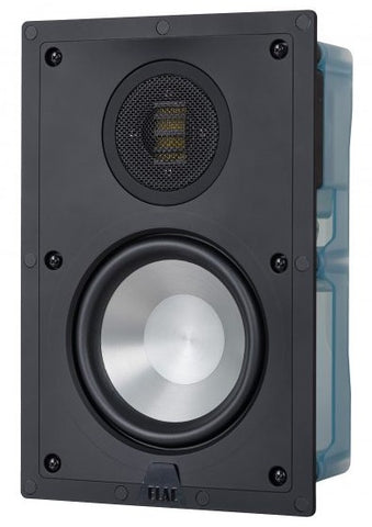 Traditional Hi-Fi 2-way In</span>-wall Loudspeaker as Front/Center Speakers