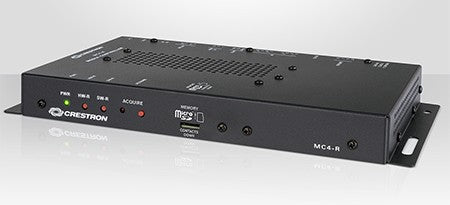 Crestron MC4-R 4-Series Control System for Crestron Home™ OS