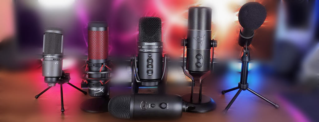 How to select a studio microphone