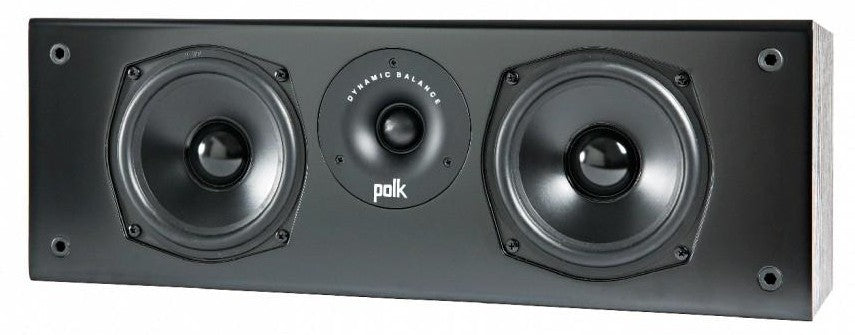Impactful dialogue & vocal reproduction with a clear centre speaker