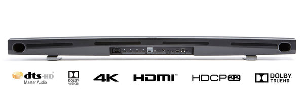4K HDMI with ARC Support