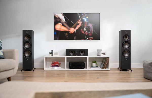 Crisp Dialogue and Dynamic Sound Right in your Living Room