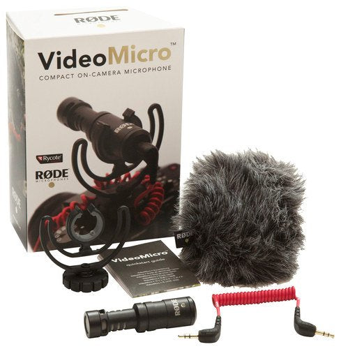 Compact and Lightweight Microphone